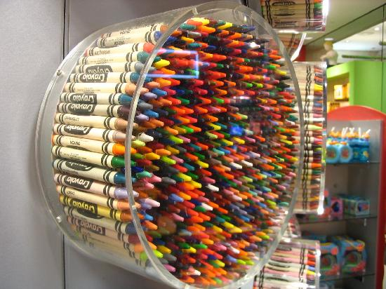 crayon-display-at-crayola