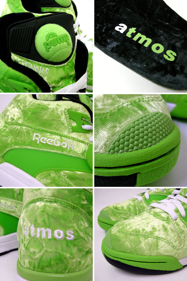 Reebok Pump Velour Pack2