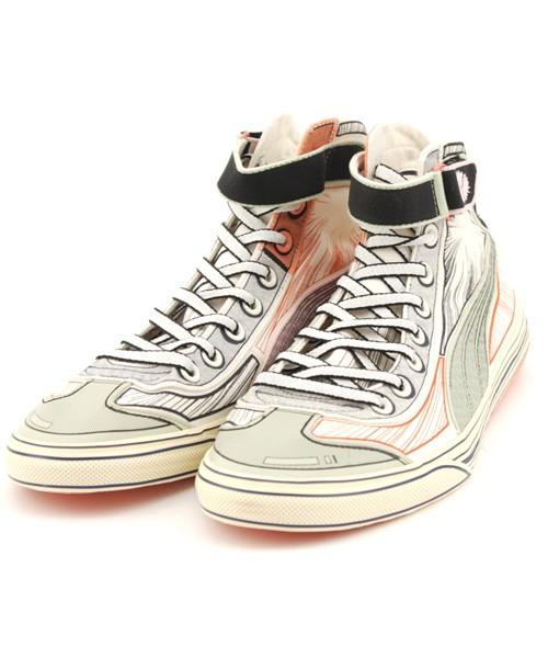 фото обуви кед
